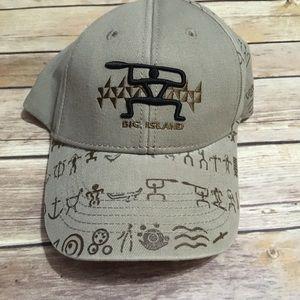 Big Island Hawaiian Headgear Strapback Hat